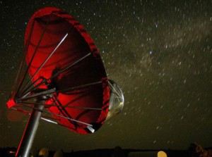 SETI - Allen Telescope Array